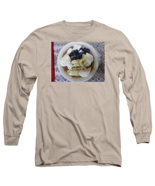 Long Sleeve T-Shirt featuring the photograph Super Bowl by Joel Deutsch