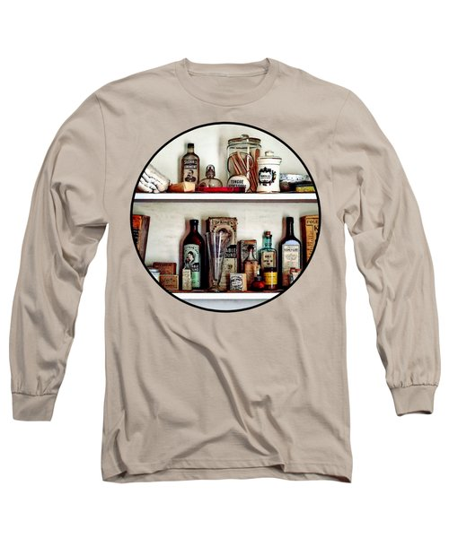 Supplies In Doctor's Office Long Sleeve T-Shirt