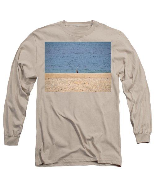 Surf Caster Long Sleeve T-Shirt