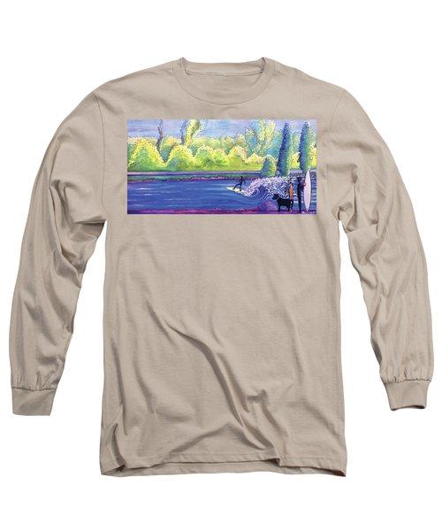 Surf Colorado Long Sleeve T-Shirt