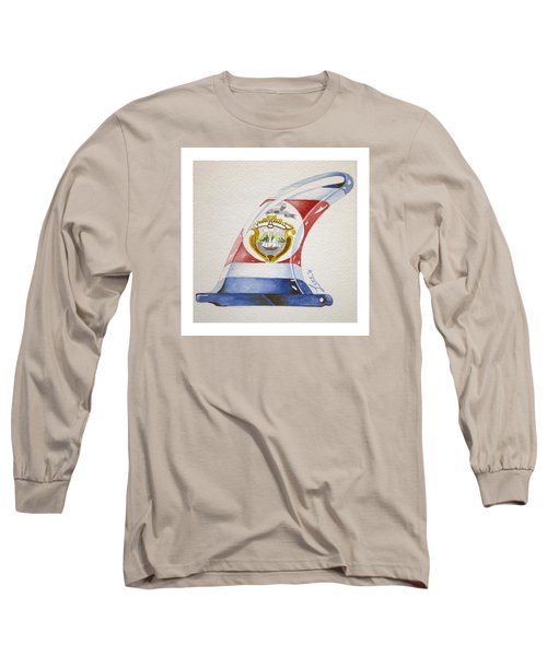 Surf Costa Rica Long Sleeve T-Shirt by William Love