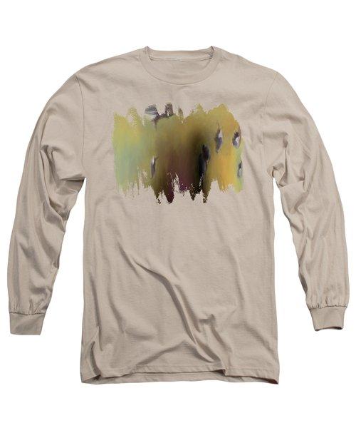 Surreal Turkey Tornado Long Sleeve T-Shirt