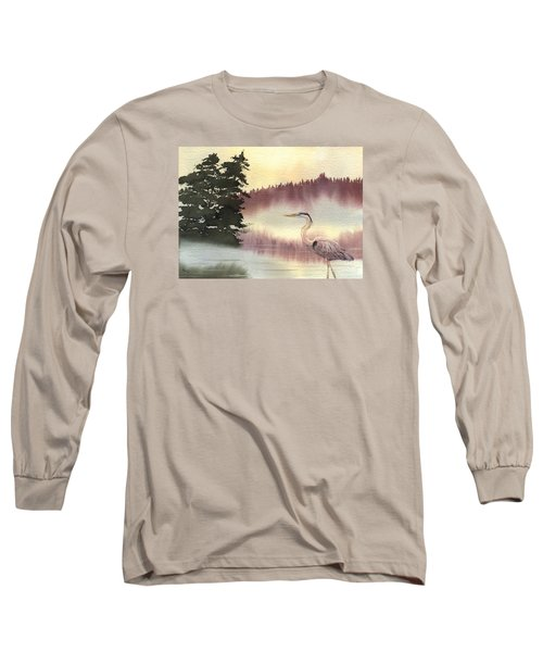 Surveyor Of The Morning Long Sleeve T-Shirt
