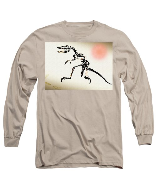 Suspended In Time Long Sleeve T-Shirt