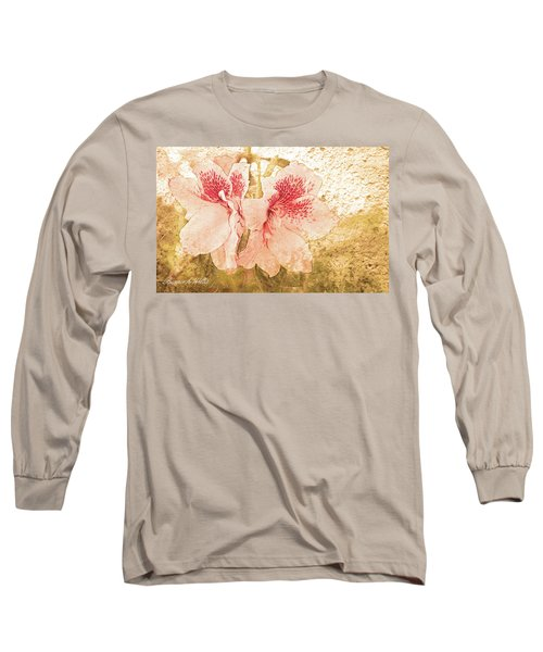 Long Sleeve T-Shirt featuring the photograph Sutle Harmony by Bonnie Willis