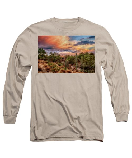 Sweeping In Long Sleeve T-Shirt
