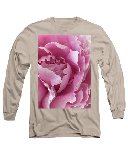 Long Sleeve T-Shirt featuring the photograph Sweet As Cotton Candy by Sherry Hallemeier