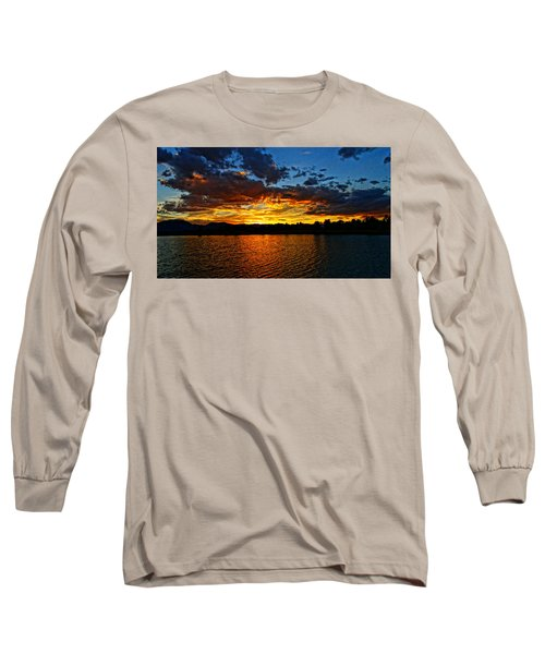 Sweet End Of Day Long Sleeve T-Shirt