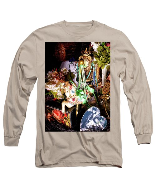 Sweet Montage Long Sleeve T-Shirt