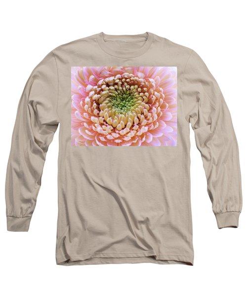 Sweet Pink Gerber Long Sleeve T-Shirt