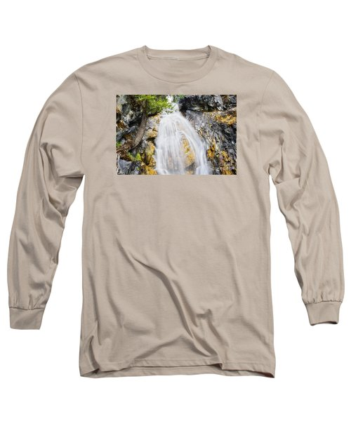Sweet Surrender Long Sleeve T-Shirt by Janie Johnson