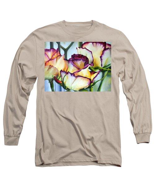 Sweetheart Roses Long Sleeve T-Shirt