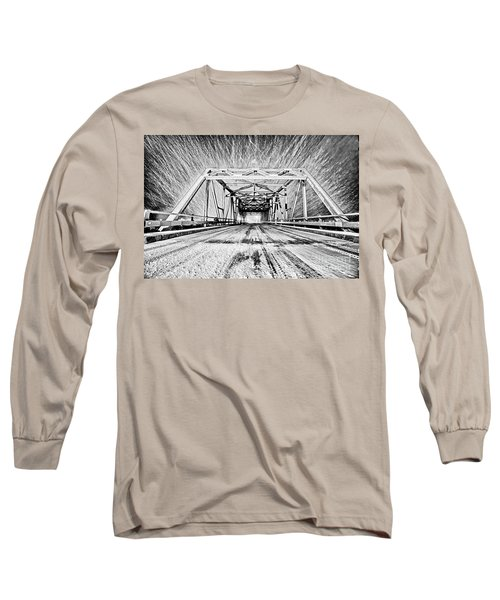 Swing Bridge Blizzard Long Sleeve T-Shirt