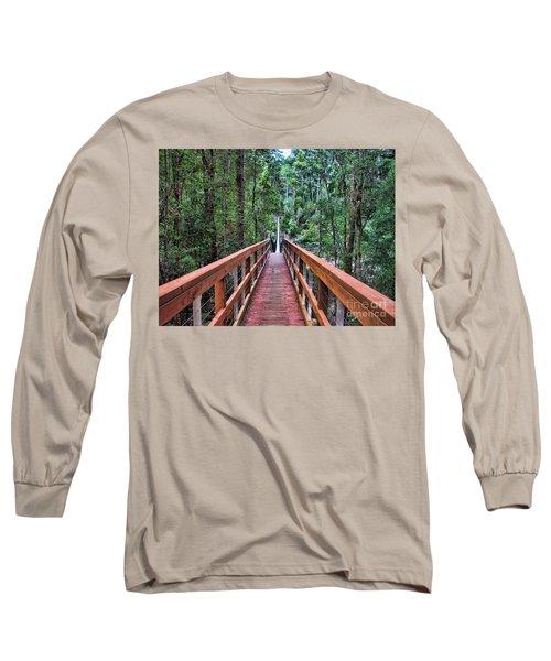 Swing Bridge Long Sleeve T-Shirt