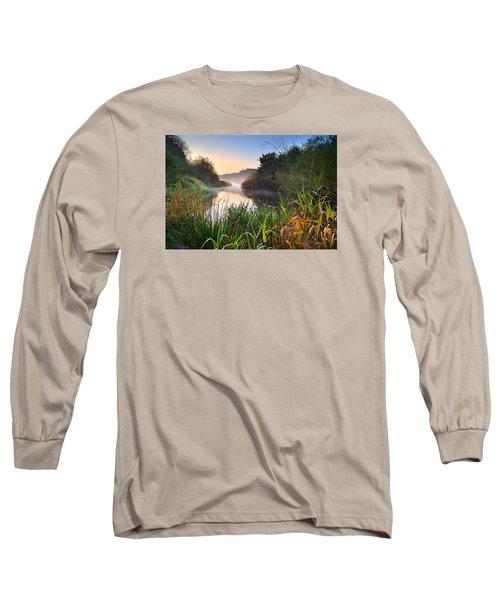 Swiss Valley Reservoir Long Sleeve T-Shirt