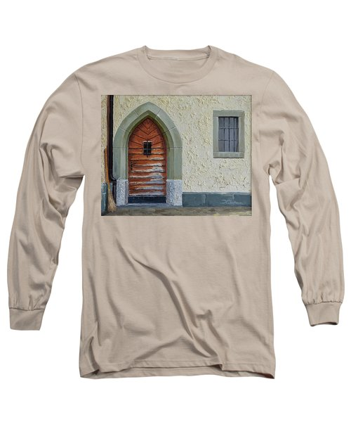 Switzerland Long Sleeve T-Shirt