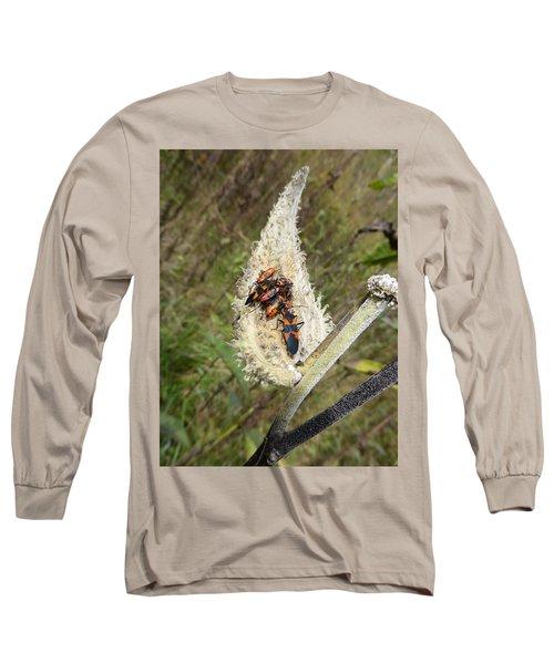 Long Sleeve T-Shirt featuring the photograph Symbiosis by Joel Deutsch