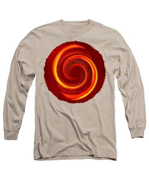 Symbiosis Round Long Sleeve T-Shirt
