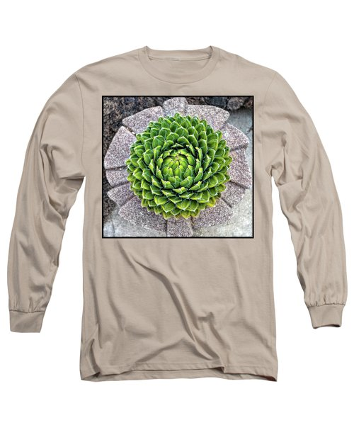 Symmetry Long Sleeve T-Shirt