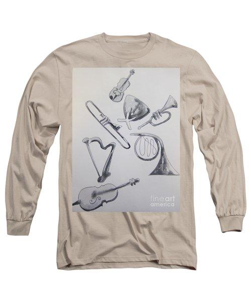 Symphony Long Sleeve T-Shirt