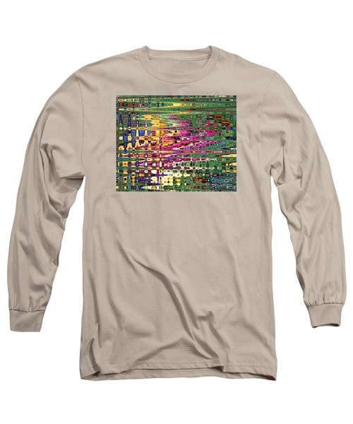 Long Sleeve T-Shirt featuring the photograph Synapse by Diane E Berry