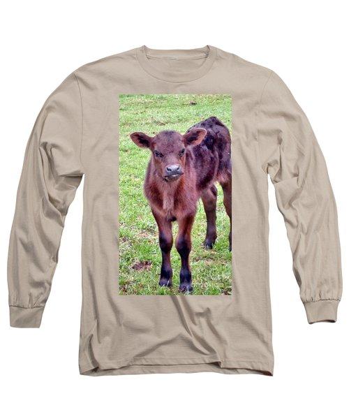 T-bone Long Sleeve T-Shirt