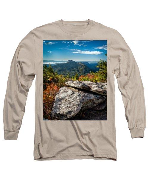 Table Rock Fall Morning Long Sleeve T-Shirt