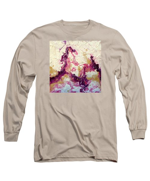 Tables Always Turn Long Sleeve T-Shirt by Tracy Bonin