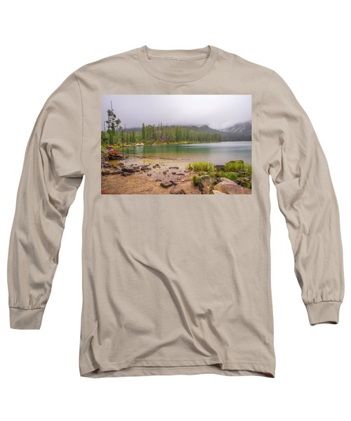 Taggert Lake Grand Teton Long Sleeve T-Shirt