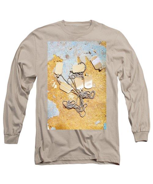 Tags Of War Long Sleeve T-Shirt
