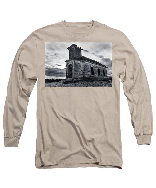 Taiban Presbyterian Church, New Mexico Long Sleeve T-Shirt
