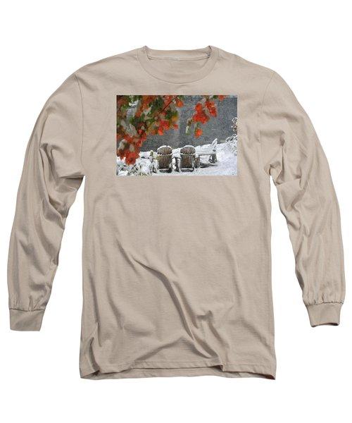 Take A Seat Long Sleeve T-Shirt