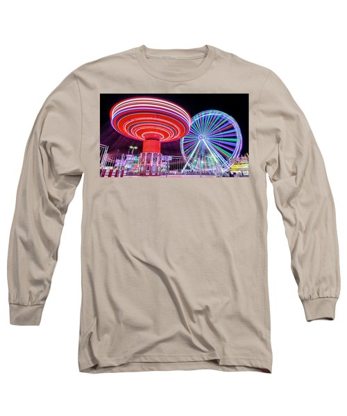 Take A Spin Long Sleeve T-Shirt