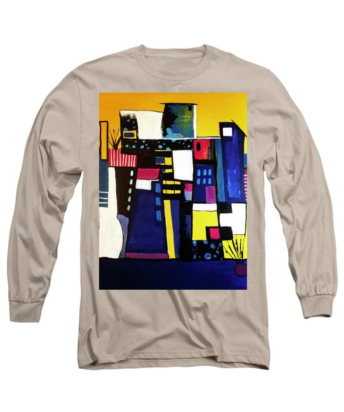 Take The Stairs Long Sleeve T-Shirt