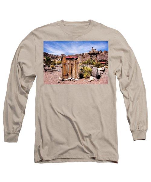 Takin A Break Long Sleeve T-Shirt