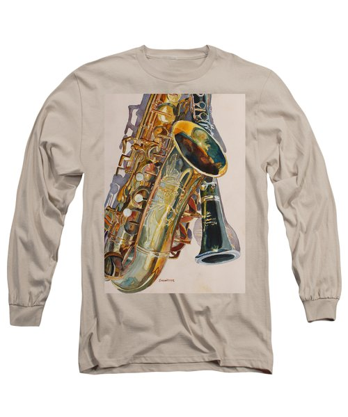 Taking A Shine To Each Other Long Sleeve T-Shirt