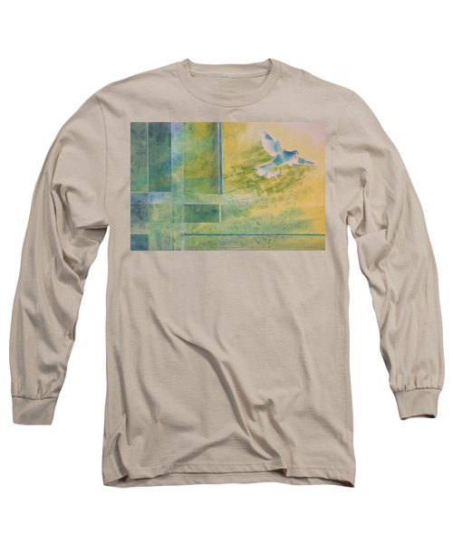 Taking Flight To The Light Long Sleeve T-Shirt