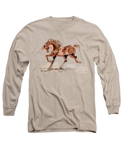 Taking Stride 2 Long Sleeve T-Shirt