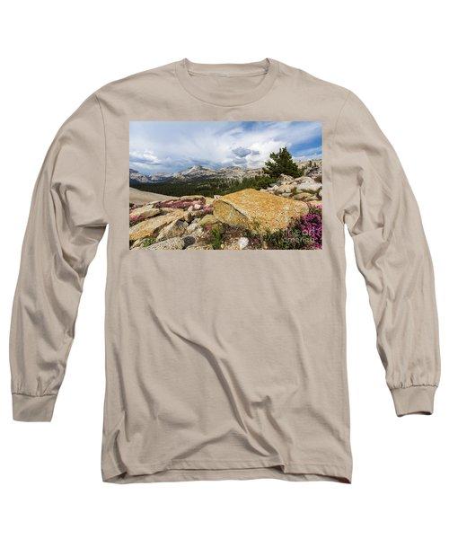 Tanya Overlook  Long Sleeve T-Shirt