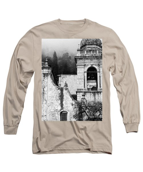 Taormina Church Detail Long Sleeve T-Shirt