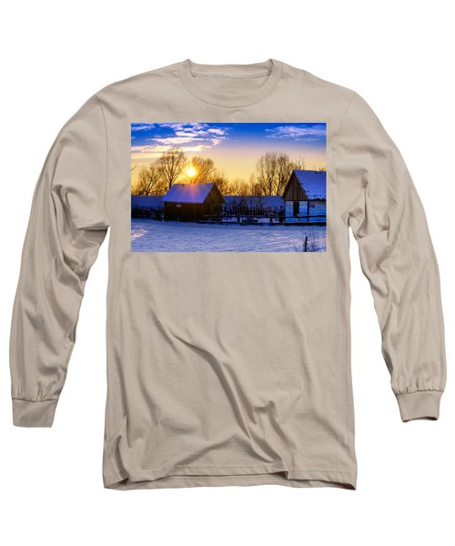 Tarchomin Sunset Long Sleeve T-Shirt