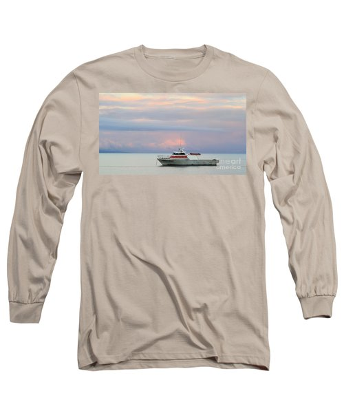 Long Sleeve T-Shirt featuring the photograph Tasha's Choice by Stephen Mitchell