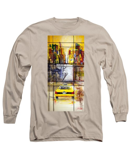 Taxi 7 Long Sleeve T-Shirt