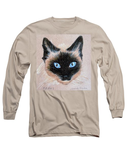 Tazzy Long Sleeve T-Shirt