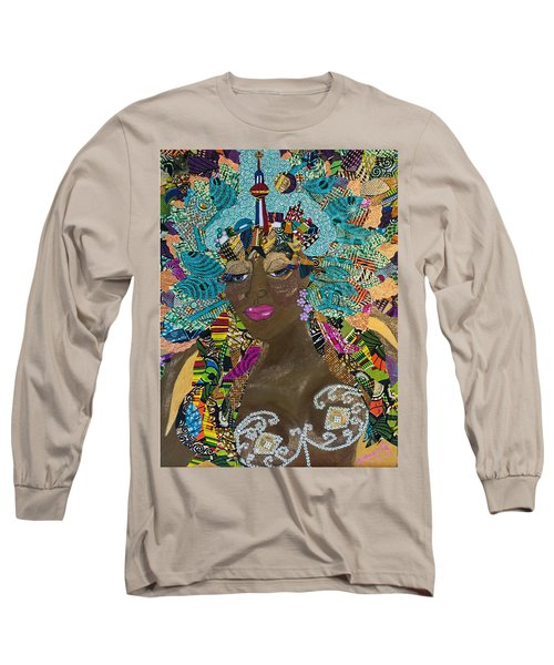 Tdot Caribana Long Sleeve T-Shirt