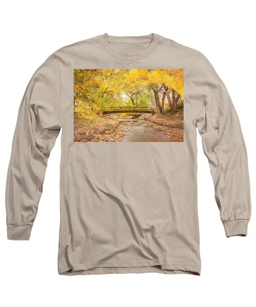 Teasdale Bridge Long Sleeve T-Shirt