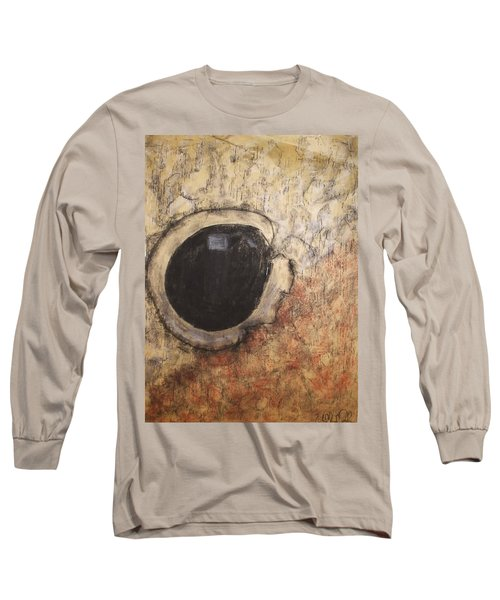 Teddy Bear Eye 2 Long Sleeve T-Shirt