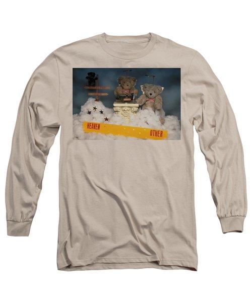 Teddy Bears In Heaven Long Sleeve T-Shirt