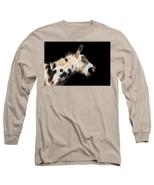 Tell It Like It Is Long Sleeve T-Shirt by Sharon Jones