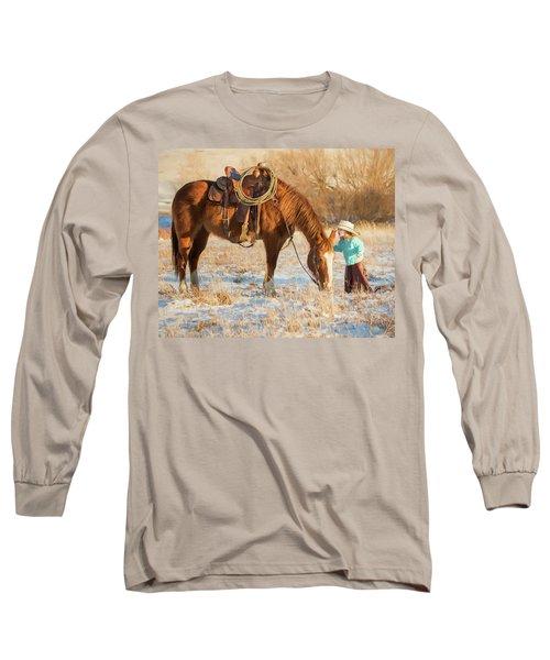 Telling Secrets Long Sleeve T-Shirt